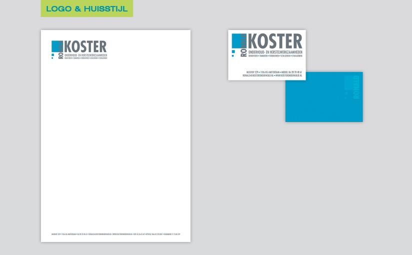 Ronald Koster – Onderhoud- en herstelwerkzaamheden